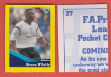 Bolton Wanderers Bruno N`Gotty France UTL
